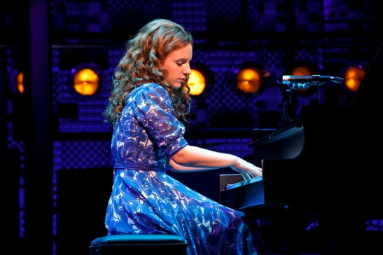 Jessie Mueller in 'Beautiful' (Photo credit: Joan Marcus)