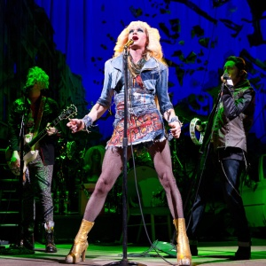 Neil Patrick Harris in 'Hedwig and the Angry Inch' (Photo credit: Joan Marcus)