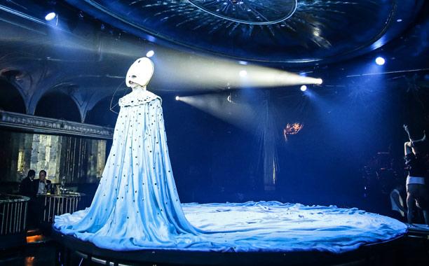 Katherine Crockett in 'Queen of the Night' (Photo credit: Matteo Prandoni/BFAnyc.com)