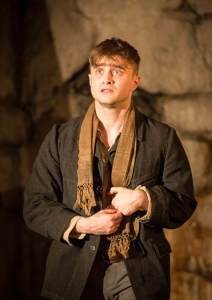 Daniel Radcliffe in 'The Cripple of Inishmaan' (Photo credit: Johan Persson)