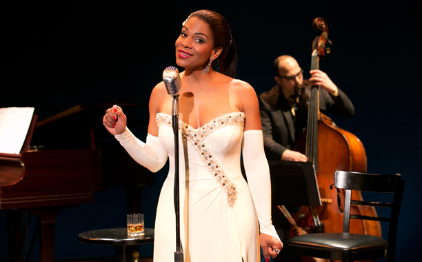 Audra McDonald in 'Lady Day at Emerson's Bar & Grill' (Photo credit: Evgenia Eliseeva)