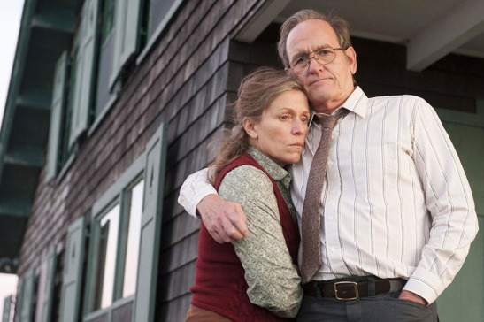 Frances McDormand and Richard Jenkins in 'Olive Kitteridge'