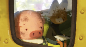 'The Dam Keeper'