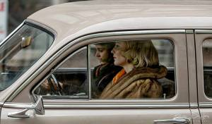 Rooney Mara and Cate Blanchett in 'Carol' (Photo: Brian Douglas)