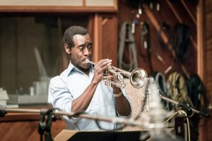 Don Cheadle in 'Miles Ahead' (Photo: Brian Douglas)