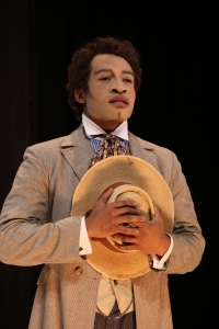 Austin Smith in 'An Octoroon' (Photo: Gerry Goodstein)