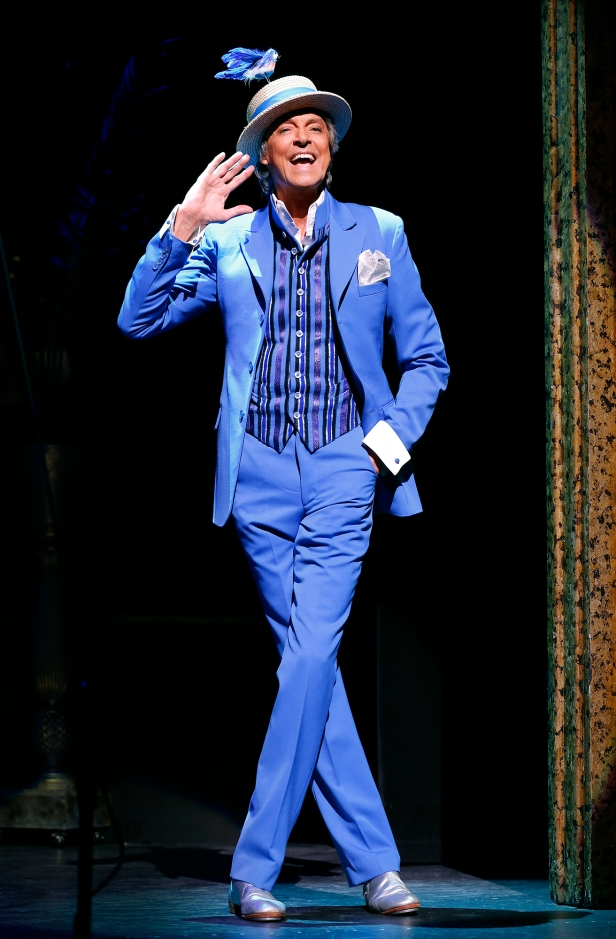 Tommy Tune in 'Lady, Be Good!' (Photo: Carol Rosegg)