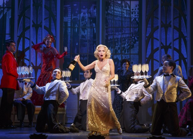 Chenoweth in 'On the Twentieth Century' (Photo: Joan Marcus)