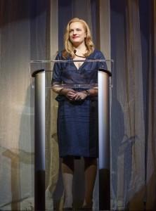 Moss in 'The Heidi Chronicles' (Photo: Joan Marcus)