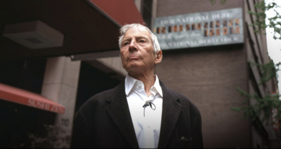 Robert Durst in 'The Jinx' (Photo: HBO)