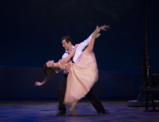 Leanne Cope and Robert Fairchild in 'An American in Paris' (Photo: Angela Sterling)