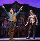 Brian d'Arcy James and Christian Borle in 'Something Rotten!' (Photo: Joan Marcus)