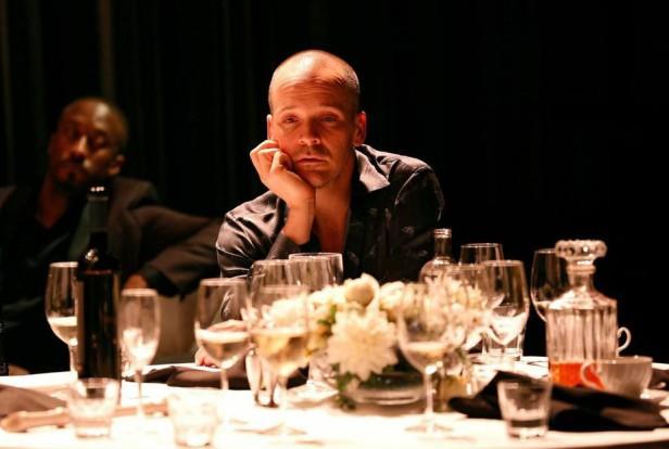 Peter Sarsgaard in 'Hamlet'