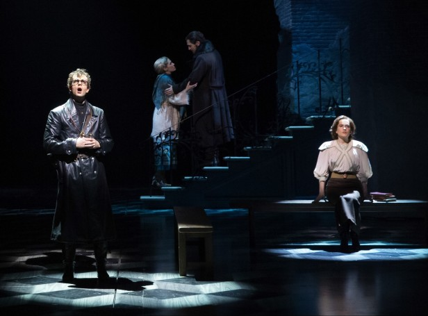 Paul Alexander Nolan, Mutu, Barrett, and Lora Lee Gayer in 'Doctor Zhivago' (Photo: Matthew Murphy)