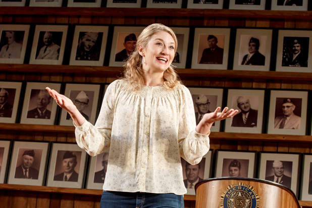 "Heidi Schreck in ""What the Constitution Means to Me"""
