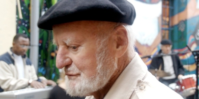 Lawrence Ferlinghetti in 2007