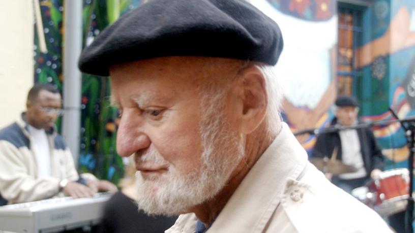 Lawrence Ferlinghetti in 2007